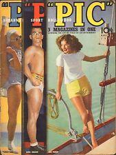 MARCH 21 1939 PIC vintage magazine JEAN PARKER