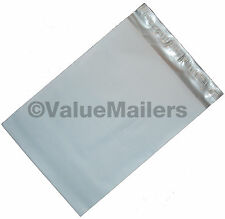 100 Poly Mailers Envelopes 75x105 Self Seal Plastic Bags Matte Finish 27 Mil