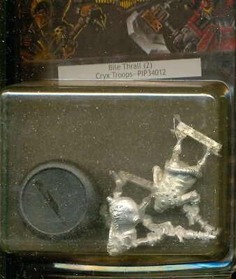 2019 Moda Privateer Press Warmachine Pip 34012 Cryx Bill Thralls (2)