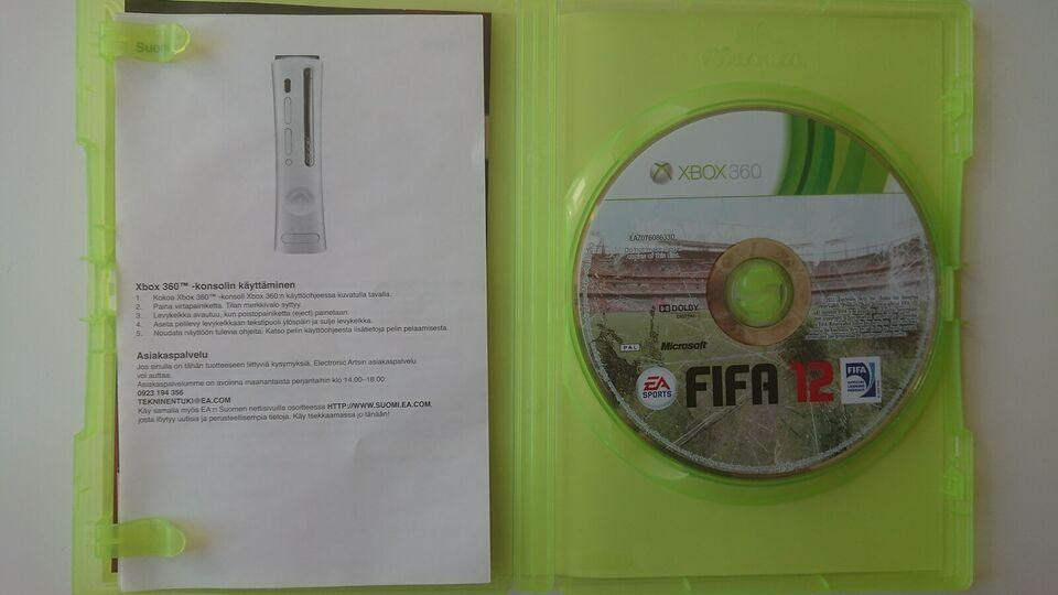 Autografer, Xbox 360 spil.