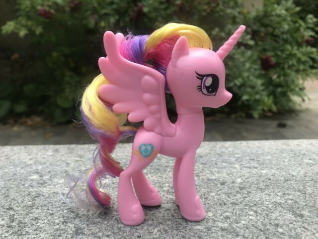 "My Little Pony MLP 4/"" Princess Twilight Sparkle Spielzeug Figur Neu Loose"