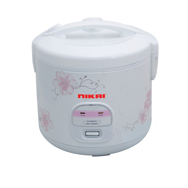 Nikai 220 V Cuiseur à riz cuiseur vapeur 1.8 L 10-Cup 220 V European Cordon Plug