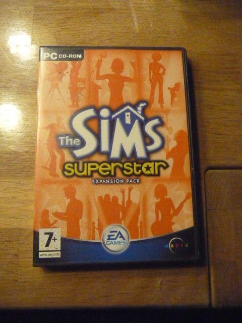 The Sims Superstar, til pc, anden genre
