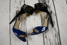 USED JIMMY CHOO for H&M High Heeled Open SHOES SHOE SNEAKER HEELS Size 40 US 9
