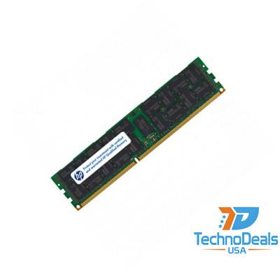 PC2-5300F-5 667MHz DDR2 ECC Registered FB Memory Kit 2 X 2GB 397413-B21 HP 4GB