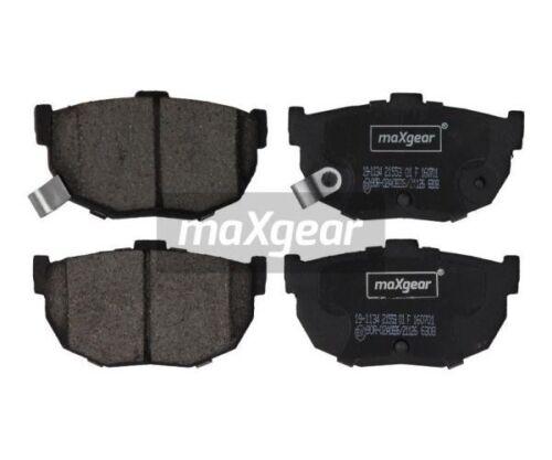 Scheibenbremse MAXGEAR 19-1134 Bremsbelagsatz