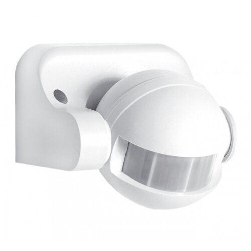 Outdoor White PIR Sensor IP44 180° Movement Sensor Detector Pack of 3