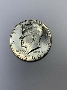 1990 P Brilliant Uncirculated John Kennedy Half Dollar Combined Shipping