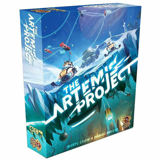 The Artemis Project - Board Game - NEW - OVP - Factory Sealed
