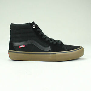 7b481c7e979b Image is loading Vans-Sk8-Hi-Pro-Trainers-Shoes-in-Black-