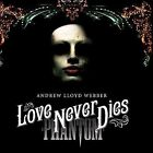 Love Never Dies by Simon Lee (Conductor, Arranger)/Andrew Lloyd Webber (Composer) (CD, Mar-2010, 2 Discs, Decca)