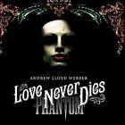Love Never Dies - Cast Recording [Deluxe Edition] [CD/DVD] [CD & DVD] by Stuart Andrews, Simon Lee (Conductor, Arranger)/Andrew Lloyd Webber (Composer) (CD, Mar-2010, 3 Discs, Decca (USA))