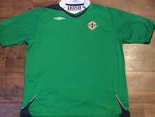 2006 2008 Northern Ireland Home Football Shirt Adults XXL 2XL Jersey