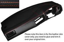 ORANGE STITCH DASH DASHBOARD SKIN COVER FITS VW GOLF MK4 4 IV BORA JETTA 98-05