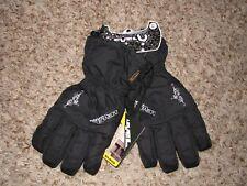 Level Glove Ski Gloves Black pro Rider Mitt Ws Stormstopper