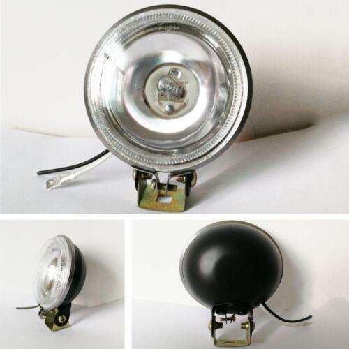 """1x 3/"""" Auto 12V 55W LED Arbeitslicht Weiß DRL Fahrlicht mit Halterung Wasserdicht"""