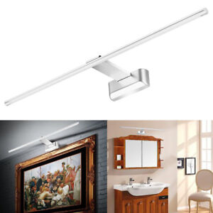 9w Led Bathroom Mirror Front Picture Show Light Wall