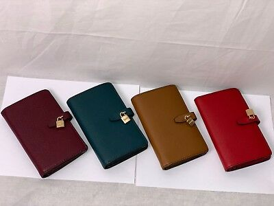 0ade355503cf MICHAEL KORS PEBBLED LEATHER LEATHER ADELE SLIM BIFOLD WALLET IN VARIOUS  COLORS