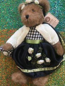 Boyd Bear *2009 Bear of the Month* October Plush Marissa Bearybloom 4014921