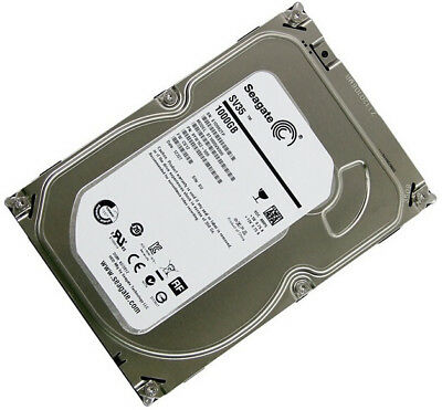 "Seagate 320GB 8MB Cache 7200RPM 3.5/"" SATA2 Desktop Hard Drive PC//Mac//CCTV DVR"