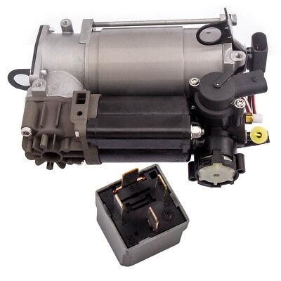 Air Suspension Compressor Assembly For Mercedes W218 CLS550 CLS63 E63 E550 E350