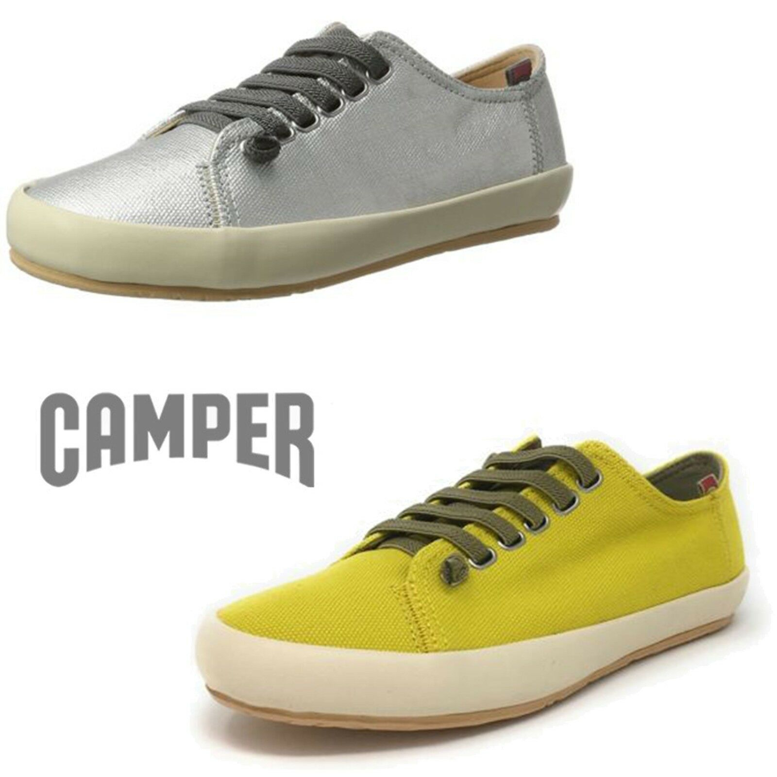 Camper Women Borne Low Top Casual shoes Comfort Fashion Sneakers NEW