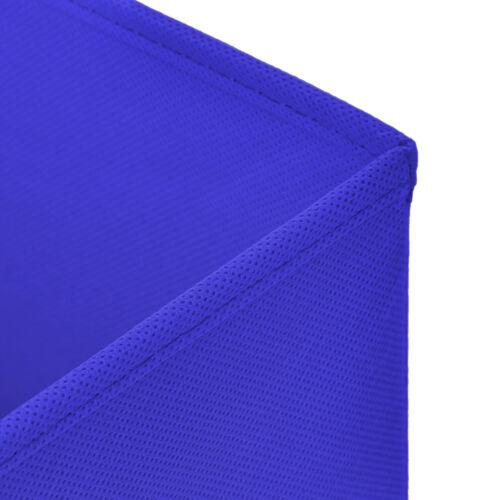 10 STÜCK Aufbewahrungsboxen Deckel Korb Einschubkorb Faltbox en Kinder Box Boxen