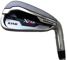 NEW KING X750 OVERSIZE IRONS FULL 4-SW IRON SET STEEL LADIES FLEX