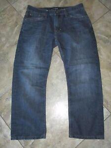 Jeans Big 32r droit Livraison Sz Jeans Mens Division Star gratuite Denim OBnqT