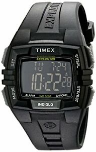 299b2a03c61 Details about Timex Men s Expedition Rugged Chronograph Digital Resin Strap  Watch T49900