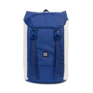 Herschel-Iona-Rucksack-24L-Twilight-Blue-Pelican-Blau-Backpack-Neu