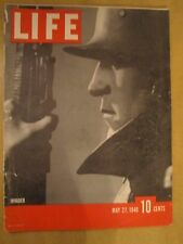 "1940 LIFE MAGAZINE ""INVADER"" EDITION NICE MAY 27, 1940"