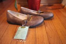NWT KEEN women's  Clifton Ballerina Shitake Mary Jane Shoes Size 7 (sh3000