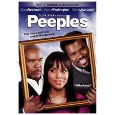 Tyler Perry - Peeples (DVD, 2013) Craig Robinson Kerry Washington Comedy