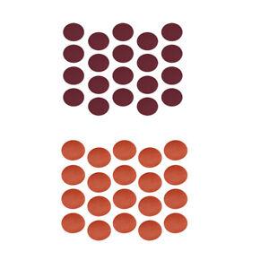 40pcs-Round-Sander-Sheets-800-amp-1500-Grit-Sanding-Disc-Pads-Polishing-Paper