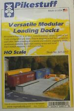 NIB HO Pikestuff 0017 Versatile Modular Loading Docks Kit