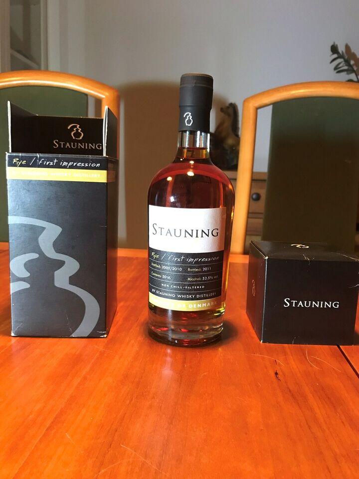 Spiritus, Whisky