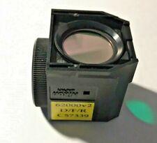 Nikon Dfr Triple Fluorescence Filter For Te Microscopes Missing Exciter