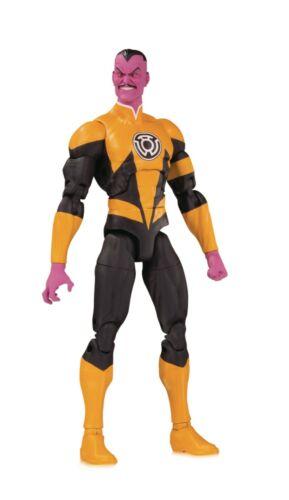 DC Essentials jaune Lantern Sinestro ACTION FIGURE NEW RELEASE /& DGSIM