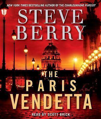 2019 Nieuwe Stijl The Paris Vendetta: A Novel