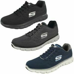 Mens-Skechers-Casual-Trainer-Synergy-Fine-Tune