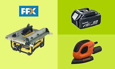 Up to 15% off Power Tools