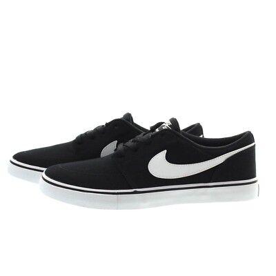 18d16add7659 Nike 880268 Mens SB Portmore II Solar Canvas Skate Shoe Skateboarding  Sneakers