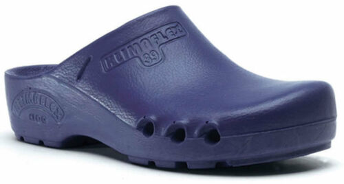 Toffeln Klima Flex 0165-Bleu Marine-Lavable Travail Chaussures