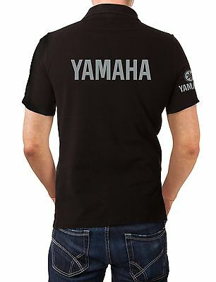 Yamaha Racing T-shirt polo cou manche  bref