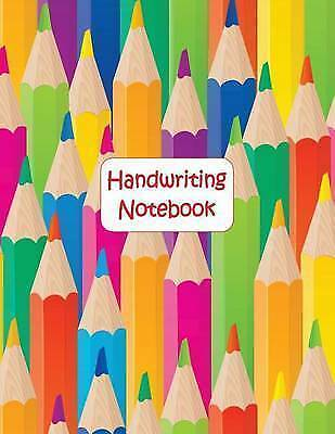 Handwriting Notebook 100 Pages 1/2