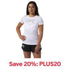 Reebok Women's UFC Fan Gear Logo Tee, 20% off: PLUS20