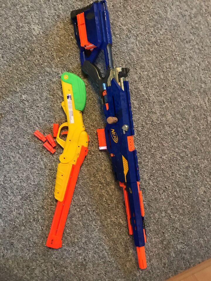 Våben, Nerf-blaster, Nerf-blaster