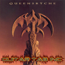 Queensryche Guitar Tab PROMISED LAND Lessons on Disc