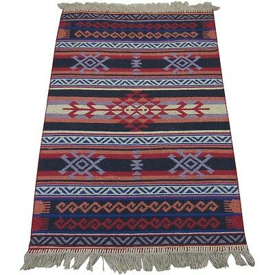 Anatolian Kilim Rugs, Double Sided